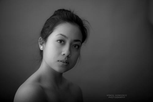 Naomi Göbel bei Portrait Fotograf München