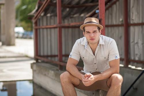 Armin Stieber bei Schauspieler Portrait Fotograf München