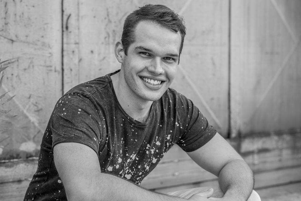 Armin Stieber Schauspielerportrait Muenchen